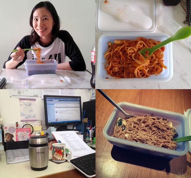 Lunchbox Monday Participant Meals