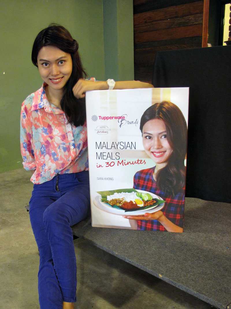 Malaysian Meals In 30 Minutes By Sara Khong