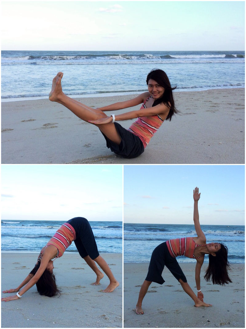 yoga by the beach2