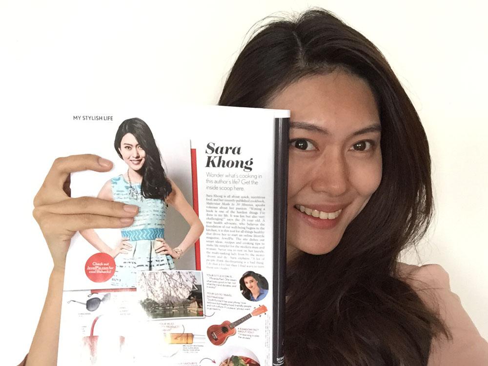 Female Magazine Malaysia - Sara Khong 3