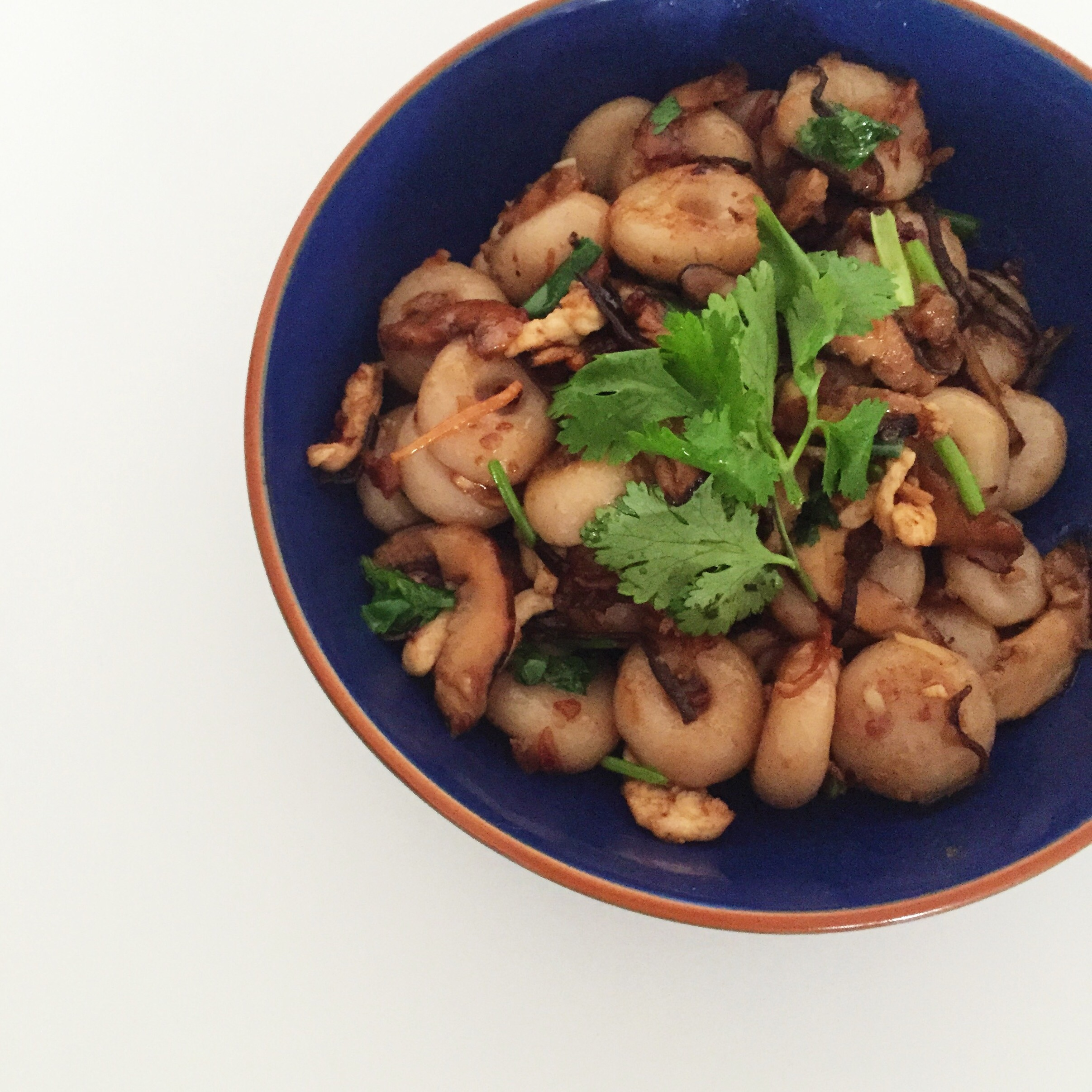 Atypical hakka dish that is believed to be very difficult to make.