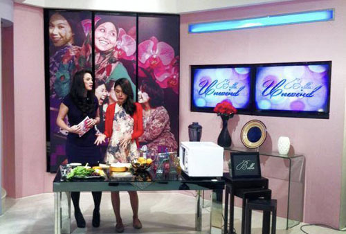 cooking demo on bella tv